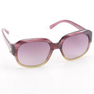 Tory Burch Purple/Green Sunglasses